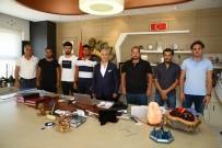 TONGA - Türkiye Kriket Milli Takımı Başarısını Bozbey İle Paylaştı