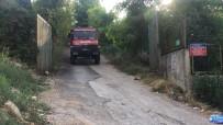 ULUDAĞ - Uludağ'da Çıkan Yangın Büyümeden Söndürüldü
