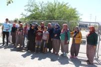 BAZ İSTASYONU - Vatandaşlar Mahallelerine Kurulmak İstenen Baz İstasyonuna Tepki Gösterdi.