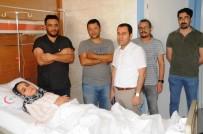 FİZİK TEDAVİ - Yatalak Geldiği Hastaneden Yürüyerek Çıktı