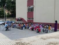 EMNİYET AMİRLİĞİ - Yaz Kur'an Kursu Öğrencilerine Trafik Eğitimi