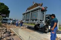 PATENT - Yenigöl Mahallesi'ne 12 Yeraltı Konteyner Sistemi