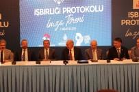 YıLDıZ TEKNIK ÜNIVERSITESI - Zemin İstanbul Projesi İçin İmzalar Atıldı