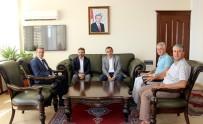 MEHMET CAN - Ahmet Aydın Proje Ve Yatırımları Değerlendirdi