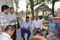 ALI BULUT - Ak Parti Bulanık İlçe Başkan Ali Bulut, Çiftçilerin Sorunlarını Dile Getirdi