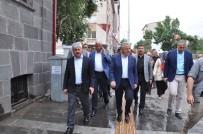 AHMET ARSLAN - AK Parti Kars Milletvekilleri Kültür Sanat Merkezi'ni Gezdi