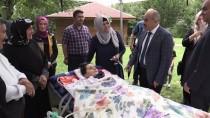 GÜZELDERE ŞELALESİ - ALS Hastasının Yüzü Doğa Gezisiyle Güldü