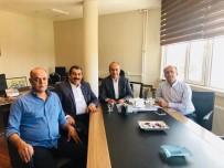 CEYLANPINAR - Başkan Atilla'dan Oraka Grup'a Ziyaret