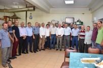Başkan Bahçavan Dursunbeyli Dernekleri Ziyaret Etti