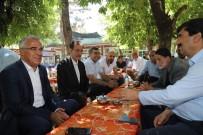 Başkan Barakazi, Esnafın Taleplerini Dinledi