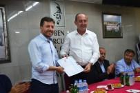Başkan Işık, Adaspor'a Lokal Tapusunu Verdi