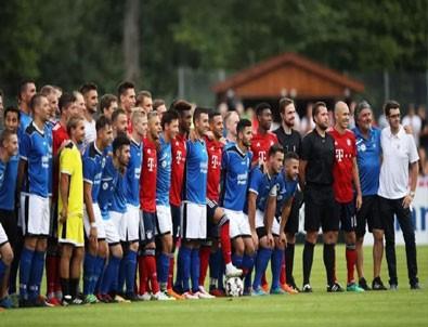 Bayern Münih rakibine acımadı: 20-2