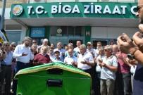Biga Ziraat Odası Başkanı Elmacı Vefat Etti