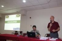 Bingöl'de İş Sağlığı Ve Güvenliği Eğitimi