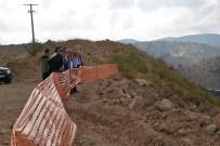 Bolu Valisi Aydın Baruş, Yüzde 85'İ Tamamlanan Tekke Barajını Ziyaret Etti