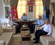 MEHMET YAŞAR - Bursagaz'dan Dağ İlçelerine 137 Milyon Liralık Dev Yatırım