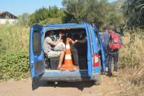 KAÇAK GÖÇMEN - Çanakkale'de 64 Kaçak Yakalandı