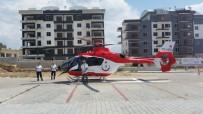 Çanakkale Mehmet Akif Ersoy Devlet Hastanesi'nde Helikopter Pisti Faaliyette