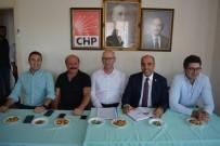AHMET AKıN - CHP Son Gelişmeleri Bigadiç'de Değerlendirdi