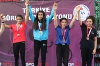 TAHA AKGÜL - Çorlu'lu Güreşçi Türkiye Üçüncüsü Oldu