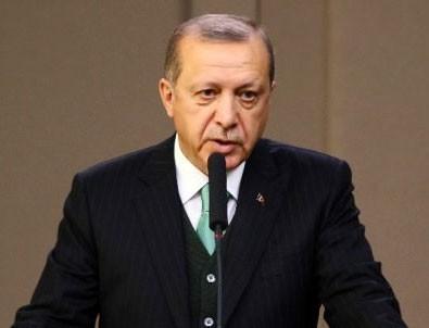 Erdoğan, sel felaketi ile ilgili bilgi aldı