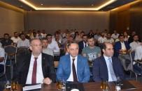 YILMAZ ALTINDAĞ - DİKA, Şırnak'ta Yurtdışı Destekleri Bilgilendirme Toplantısı Yaptı