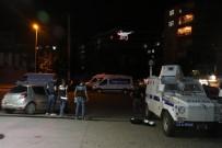 Diyarbakır'da 500 Polisle Droneli Uygulama