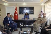 Diyarbakır Valisi Güzeloğlu, Lice'de Karakol Ve Üs Bölgelerini İnceledi