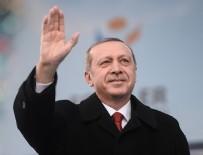 RECEP TAYYİP ERDOĞAN - Erdoğan, 'teşekkür' ziyaretlerine Bayburt'tan başlayacak