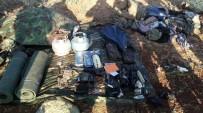 TERMAL KAMERA - Erzurum'da PKK'lı 2 Terörist Etkisiz Hale Getirildi