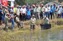 MUSTAFA KıLıÇ - Esbalder İlk Sportif Balık Yakalama Yarışmasını Gerçekleştirdi