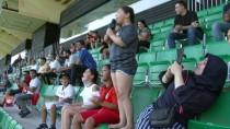 ADEM ÖZTÜRK - Futbol Açıklaması İşitme Engelliler 21 Yaş Altı Avrupa Şampiyonası