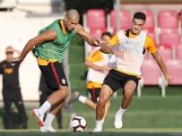 YUTO NAGATOMO - Galatasaray, Ankaragücü Maçı Hazırlıklarını Sürdürdü
