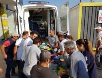 MURATBEY - Göçük Altında Kalan İnşaat İşçisi Hayatını Kaybetti
