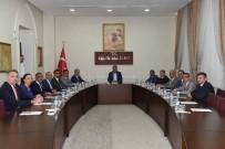 MEHMET TATAR - GTO Yönetimi Vali Tekinarslan'ı Ziyaret Etti