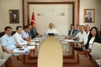 Hasat Şenliği Hazırlık Toplantısı Vali Pehlivan Başkanlığında Gerçekleştirildi