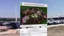 'İvrindi Millet Parkı'nın Temeli Atıldı