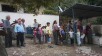 ÇAYAĞZı - İzmir'de Susuzluk İsyan Ettirdi