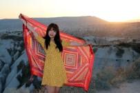 GÖREME - Kapadokya'yı 7 Ayda 1 Milyon 545 Bin 205 Turist Ziyaret Etti