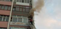 İŞ SAĞLIĞI - Karabük'te İş Yerinde Yangın