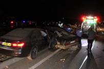 Karaman'da Feci Kaza Açıklaması 2 Ölü, 4 Yaralı
