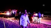 Karaman'da Trafik Kazası Açıklaması 2 Ölü, 4 Yaralı