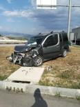 Kargı'da Trafik Kazası Açıklaması 5 Yaralı