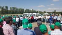 KAYSERİ ŞEKER FABRİKASI - Kayseri Şeker, Tarla Gününde Üniversite, Sanayici Ve Çiftçileri Buluşturdu