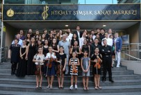 KLASIK MÜZIK - Klasik Müziğin Ustaları Gençlerle Buluştu