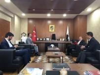 MEHMET ASLAN - Milletvekili Arvas Van'daki Temaslarını Sürdürüyor