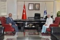 RECEP TAYYİP ERDOĞAN - Milletvekili Atabek'ten, SAÜ Rektörü Savaşan'a Ziyaret