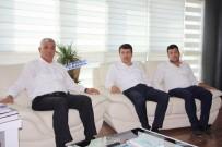 SİYASİ PARTİ - Milletvekili Tutdere Başkan Uslu İle Bir Araya Geldi