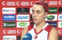 NIJERYA - Milli Basketbolcu Ayşe Cora Açıklaması Öncelikli Hedefimiz...