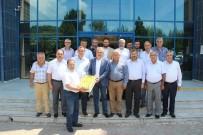 MUSTAFA SAVAŞ - Mustafa Savaş'tan Aydınlı İhracatçılara Eximbank Müjdesi